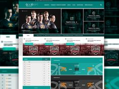 Good Game Esports Theme by Sabah Kemal Cansu
