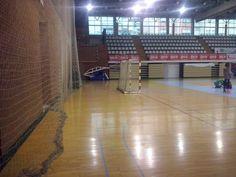 pabellon futbol-sala,baloncesto,voley y balonmano en carranque