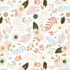 Cute Wallpaper Backgrounds, Cute Wallpapers, Colorfull Wallpaper, Surface Pattern Design, Vector Pattern, Illustration Art, Illustrations, Pattern Wallpaper, Print Patterns