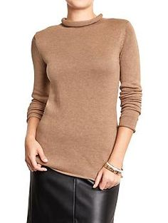 Women's Turtleneck Sweaters | Old Navy $17