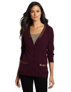 Pendleton Women's Petite Trimmed Cardigan Pendleton. $74.00. 26 inch length. 49% silk/30% nylon/21% cotton. Made in China. Metal sequins. Hand Wash. Unlined