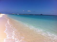 Minna beach.... Can't wait to be here.... Two more weeks!