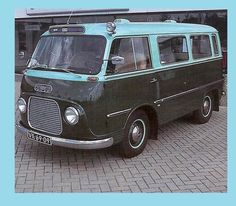 1953 Ford Taunus Transit FK 1000