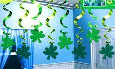 saint patricks day decorations - Google Search
