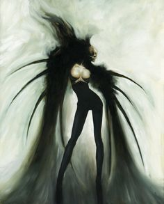 """* Ben Templesmith Exclusive Print - """"DEAD KINGS FOR A QUEEN"""" - This beautiful print is created, signed, and embossed by Ben on heavy paper Batman Painting, Painting Art, Dark Artwork, Macabre Art, Lowbrow Art, Pop Surrealism, Gothic Art, Queen, Horror Art"""