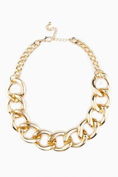 Chain Chance Necklace