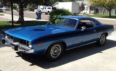 1973 Plymouth Barracuda Maintenance/restoration of old/vintage vehicles: the material for new cogs/casters/gears/pads could be cast polyamide which I (Cast polyamide) can produce. My contact: tatjana.alic@windowslive.com