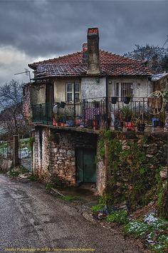 Village house, Ano Vlasia, Greece Copyright: Vasilis Protopapas