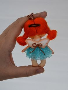 Текстильная игрушка в нашем доме Tiny Dolls, Soft Dolls, Cute Dolls, Sewing Projects, Craft Projects, Crochet Brooch, Enchanted Doll, Little Doll, Brooches Handmade