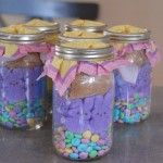 50+ ideas to do with those jars- Mason, Kerr, Ball etc... - DIY Crafty Projects