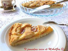 Il Pomodoro Rosso di MAntGra: Crostata di pere