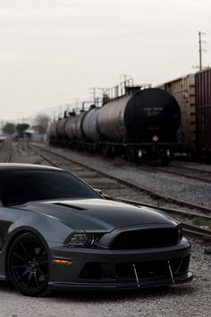 supercars-photography: Mustang (more) A Mustang I approve of. Reblogged by tumblr.viewer
