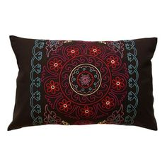 Suzanna Cushion in Multi – Next Day Delivery Suzanna Cushion in Multi from WorldStores: Everything For The Home