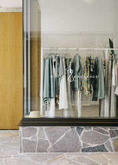 we are triibe Shop Fronts, Boutique Design, Shop Interiors, Retail Shop, Retail Design, Wardrobe Rack, Brisbane, Lounge, Flooring