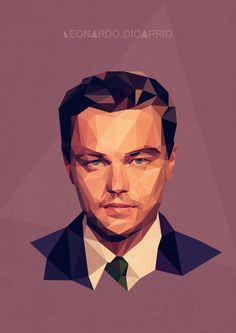 low poly portraits.