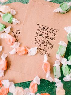 A Blush Old Florida Inspired Wedding