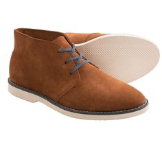 2d9b517ab1c SeaVees 12 67 3-Eye Chukka Boots - Leather (For Men)