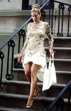Los mejores looks de Carrie Bradshaw