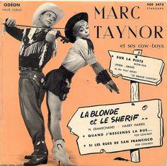 Marc Taynor et ses Cow-Boys