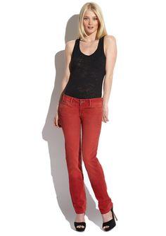 Mavi jeans in Henna Red
