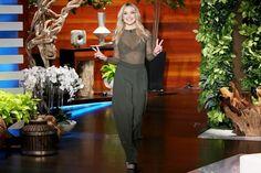 Kate Hudson The Ellen DeGeneres Show