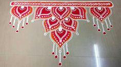 Rangoli Designs Latest, Colorful Rangoli Designs, Rangoli Designs Diwali, Diwali Rangoli, Rangoli Designs Images, Beautiful Rangoli Designs, Rangoli 2017, Easy Rangoli, Rangoli Borders