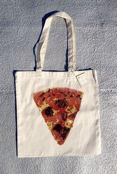 pizza tote