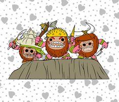 Disney Moana Kakamora SVG File Cutting by MyLittleOnlineCorner