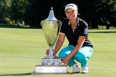 Young Golfer Brooke Henderson from Smiths Falls