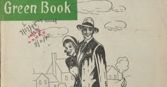 """(Opinion) The """"Green Book's"""" Black History Lessons from the Jim Crow-era travel guide for African-American elites Consumer Culture, Latest World News, News Latest, Jim Crow, Green Books, African Diaspora, His Travel, New York Public Library, African History"""
