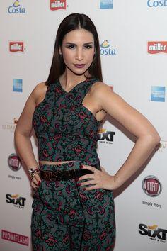 Mit wem tanzt der GZSZ-Star hier so sexy? Jetzt kann man das Leben der ehemaligen GZSZ-Schauspielerin Sila Sahin über die sozialen Netzwerke verfolgen.