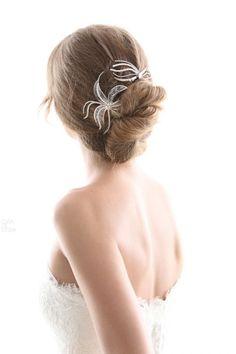 A escolha da joia da noiva | Tiara, coroa ou porta-coque?