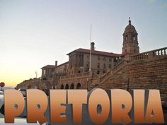 Pretoria este una din cele trei capitale ale Africii de Sud. Pretoria este capitala administrativa. Celelalte doua capitale sunt Cape Town, capitala legislativa, si Bloemfontein, capitala judiciara. Pretoria a fost fondata în anul 1855 de catre Marthinus Wessel Pretorius. Pretoria este situata la aproximativ 50 de km nord de Johannesburg, în nord-estul Africii de Sud, la o altitudine de circa 1350 de metri, într-o vale fertila înconjurata de culmile muntilor Magaliesberg.