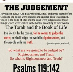 Psalm 142 Your righteousness is everlasting and your law is true. Bible Scriptures, Bible Quotes, True Faith, Bible Truth, Know The Truth, Torah, Psalms, Psalm 119, Book Of Life