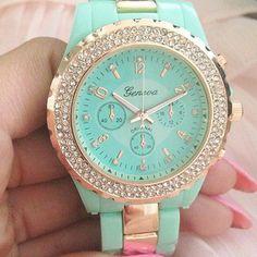 Love! Love! This watch
