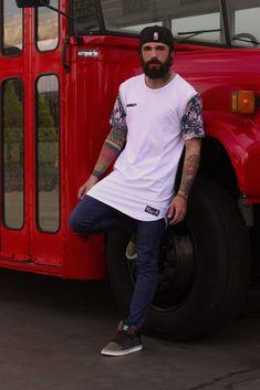 Camiseta Long size D'Dorini