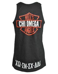 I wish we had something like this. It goes perfect with there's no chi omegas in hell. hell no.