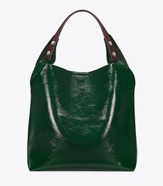 6c32a168305 Visit Tory Burch to shop for Rory Patent Tote and more Womens View All.  Find designer shoes