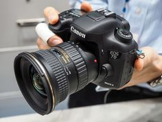 Tokina SD 11-20mm f/2.8 (IF) DX + Canon EOS 7D - CP+ 2015 (Image 1)