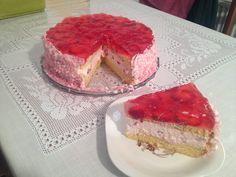 Λαχταριστή τούρτα!! ~ ΜΑΓΕΙΡΙΚΗ ΚΑΙ ΣΥΝΤΑΓΕΣ Greek Recipes, Sweet Life, Tiramisu, Cheesecake, Deserts, Food And Drink, Keto, Sweets, Ethnic Recipes