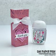 Lots of Heart Hand Sanitizer Gift Box [VIDEO]