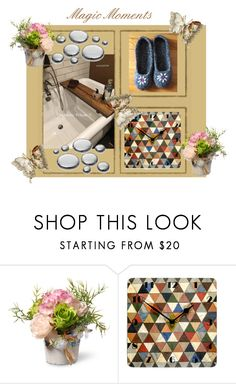 """""""Magic Moments"""" by cozeequilts ❤ liked on Polyvore featuring National Tree Company, Hostess and rustic"""