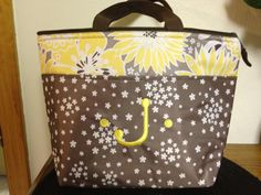 Thermal Tote in Awesome Blossom :-) Sooo cute !!    www.mythirtyone.com/121930