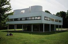 ル・コルビュジェ サヴォア邸