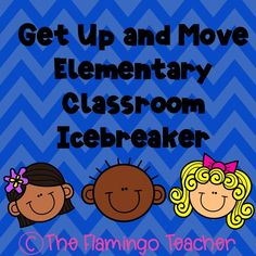 In this fun, easy, no prep game, students will have fun getting to know their classmates! This is a great, simple classroom community building activity. The teacher will stand at the front of the classroom and ask the students to stand up if they meet the criteria stated. This activity could also be used in distance learning in a virtual class meeting. The following are some examples of what you might say, but you can add any movements/sentences to meet your classroom's needs.