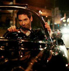 Tom Ellis - Lucifer series