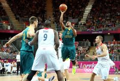 Patrick Mills works his magic in the Boomers game against the Brits  					  					  					  						  							Patrick Mills #5 of Australia puts up a shot against Great Britain during the Men's Basketball Preliminary Round match on Day 8 of the London 2012 Olympic Games.  						  					  					  					  						© Christian Peterson