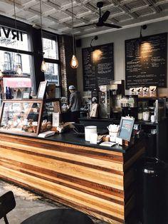 NYC coffee shop