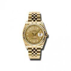 Rolex Datejust 36mm 116238 chsj