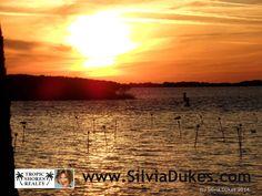 January Sunset at Bayport Photo by Silvia Dukes